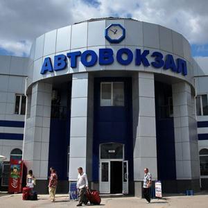 Автовокзалы Асекеево