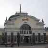 Железнодорожные вокзалы в Асекеево