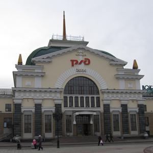 Железнодорожные вокзалы Асекеево